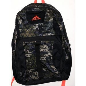 Adidas double sided camouflage backpack 🎒